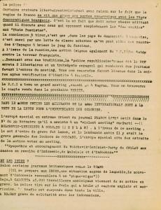 Nov 1945 L'information du militant - une page intérieure