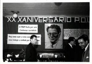 POUM anniv 30 ans 1965 Chauvin et Solano