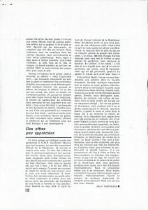 La grande évasion par Abert Demazière 10