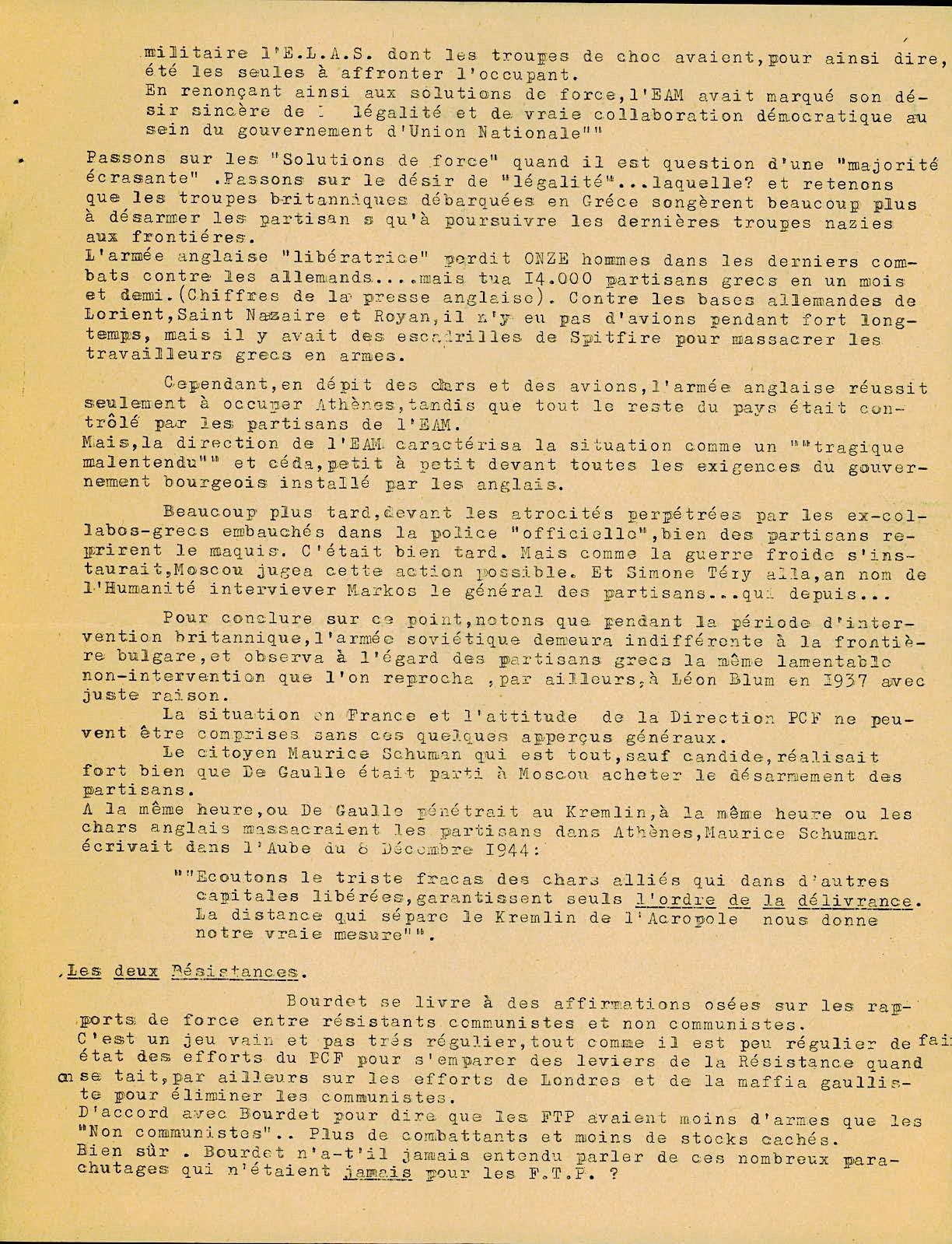 Le militant juin 1964 - 3