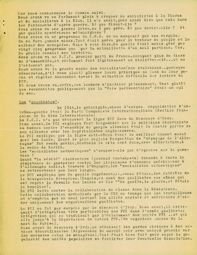 Le militant juin 1964 - 6