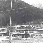 Camp du Loibl Pass  - Fonds Chauvin-CHS