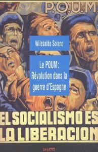 Couv livre Solano POUM
