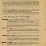 Elections legislatives 11 mai 1924 - tract cartel des gauche p3
