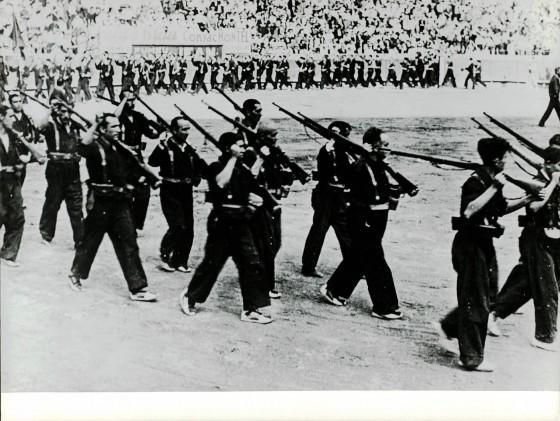 Espagne 1936 - Fonds Chauvin
