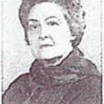 Francine Johnston Résistante - rayée de Ravensbrück