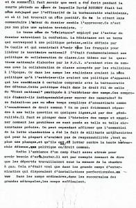 Lettre 1975 Jean-René dossier camps de concentration 2