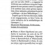 Patriote Résistant, Biblio E & H Berthomé 001