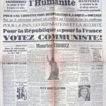 L'Huma élections de juin 1946