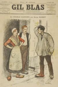 La Double Gageure by Serge Basset _Mar_ 15_ 1896_