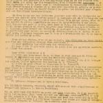 grèves 1947 PCI verso de GRINBLAT Jacques dit PRIVAS