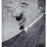 Xavier Privas par Gaston Couté
